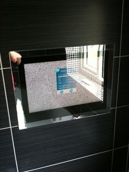 Bathroom Tv